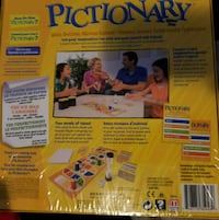Pictionary brand new never opened Nanaimo, V9R 4T1