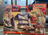 Matchbox  Rescue Headquarters Playset Toronto, M6M 3W3