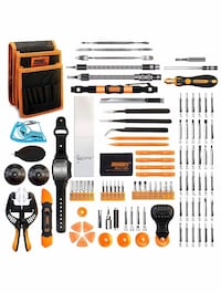 New Screwdriver Set, All in 1 with 50 Magnetic Precision Driver kits