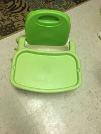 Fisher price Toddler booster seat with straps North Brunswick, 08902