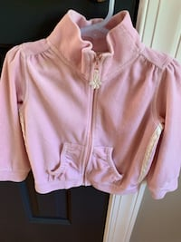 Girl size 24 months top and pant