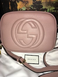 Authentic Gucci Soho Disco Bag $1,180 retail Citrus Heights, 95621