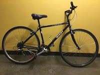 Very Nice 28'' GIANT INOVA Cromoly Medium Frame 21 speed Shimano equiped  always kept inside, very clean, no rust, runs very well. everything works.  ideal for someone 5.6-5.11''   Mount Royal