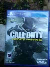 Call of Duty Infinite Warfare PS4 game case Taylors, 29687