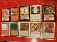 10 Magic The Gathering Cards Norwich, 06360