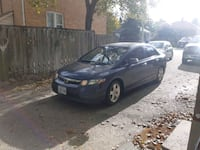 Honda - Civic - 2008 hybrid  Barrie