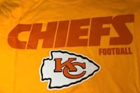 "XL Kansas City Chiefs Arrowhead ""Chiefs Kingdom"" Shirt"
