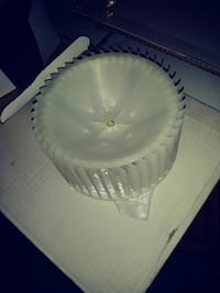 Blower motor and assembly