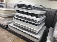 Pillow top mattress & Box spring sets excellent quality (see description for prices) Baltimore, 21222