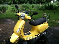 2007 LX50 Vespa As-Is, needs to be towed Alexandria, 22305