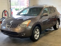 Nissan - Rogue - 2008 Pittsburgh