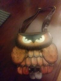 Genuine Leather Owl Purse-brand new Eureka, 95501