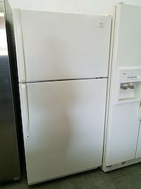 white top mount refrigerator and side by side refrigerator Woodbridge, 22191