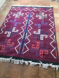red, white, and blue area rug Phoenix, 85006