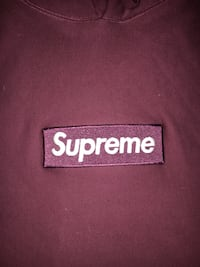 black Supreme crew-neck shirt Washington, 20009