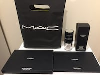 MAC set and other items, brand new Surrey, V4N 3E9