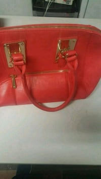women's red leather tote bag Southern Pines, 28387