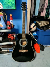 Ibanez acoustic guitar 52 km
