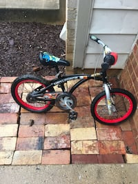 black and red BMX bike Fairfax, 22032