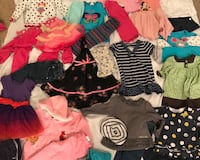 35 item Size 18months to 24months And 2T hoodies,jeans sweat pant,Long sleeve shirt, shorts sleeve shirt, shorts, at Gymboree, Calvin Kline, Captain Jack, Old Navy. Las Vegas, 89166