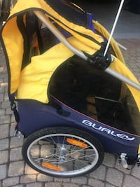Burley Bike Trailer -great deal! Toronto, M6G
