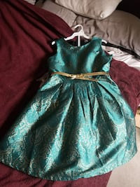Holiday Dress AND Shoes. Brand New. Size 14 & 16 Loganville, 30052