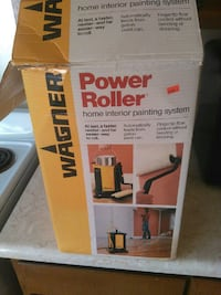 Wagner Power Roller box