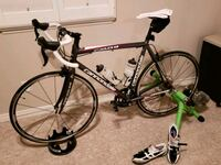 Cannondale bike and Kinetic Trainer Las Vegas, 89144