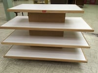 Rolling tier table