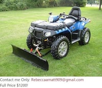 Like New 2010 Polaris 850! Is in excellent condition