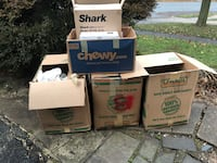 Free Moving Boxes Tenafly, 07670