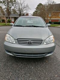 2003 Toyota Corolla LE 102K 2 OWNER NO ACCIDENTS! Norfolk