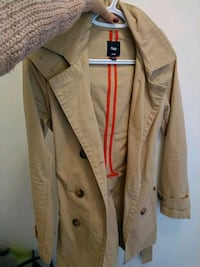 brown button-up coat Toronto, M6H