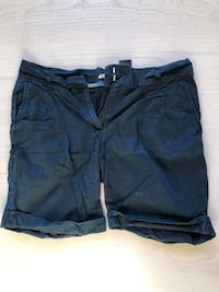 Sort shorts  H&M Oslo