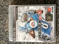 Sony ps3 Madden nfl 13 Lancaster township, 17602
