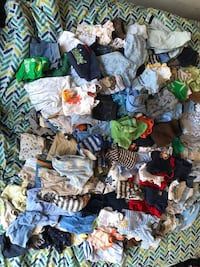 baby's assorted-color clothes lot Holland, 43528
