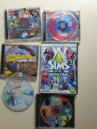 Sims computer games Toronto, M6S