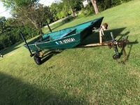 12 foot jon boat with trailer