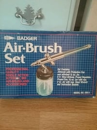 Air brush set Davis, 95616