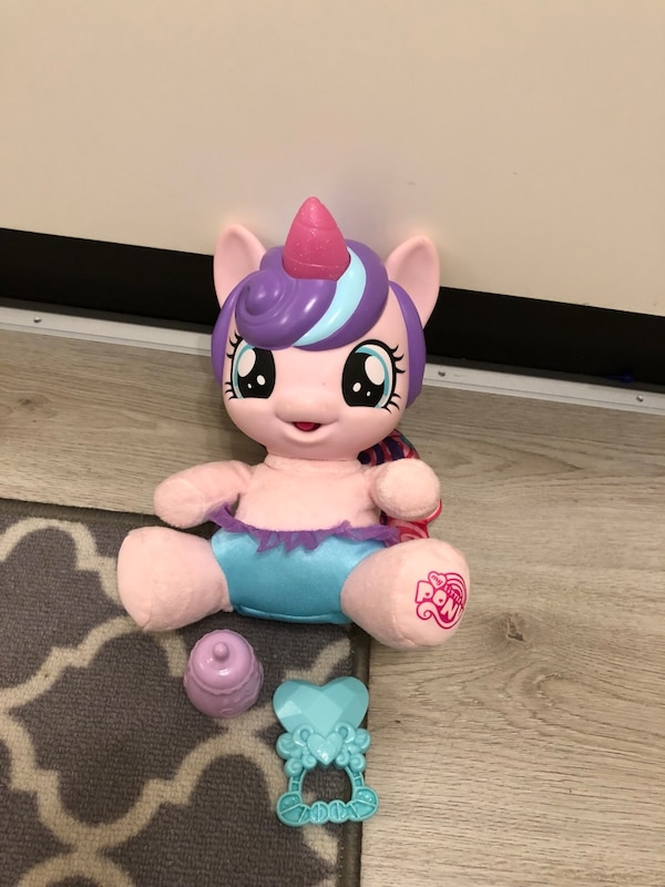 My Little Pony feature princess.