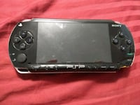 black Sony PSP with case Piscataway, 08854