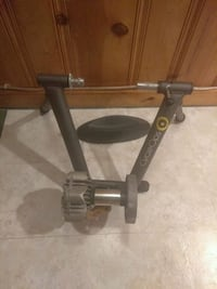 Cycleops bicycle trainer.