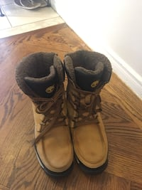 Timberland Boots (Like New) Size 6.5Us Vaughan, L4J 5L7
