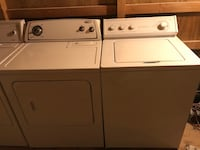 Whirlpool washer and dryer  314 mi