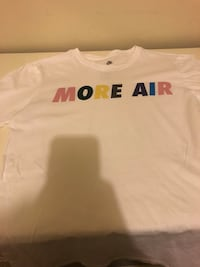 Nike X Sean Weatherspoon More Air Shirt Miami, 33196
