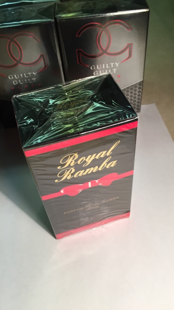 f3b313010 Used 2 gucci guilty and royal ramba perfume boxes for sale in Las Vegas -  letgo