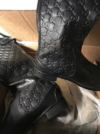 Gucci boots fresh in box never used Alexandria, 22311