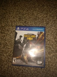 Infamous second son (ps4) Cohoes, 12047