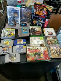 Game collection  East Peoria, 61611