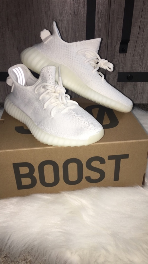 39d5c7581 Used Yeezys. BRAND NEW in box. Size women 8 1 2 for sale in ...